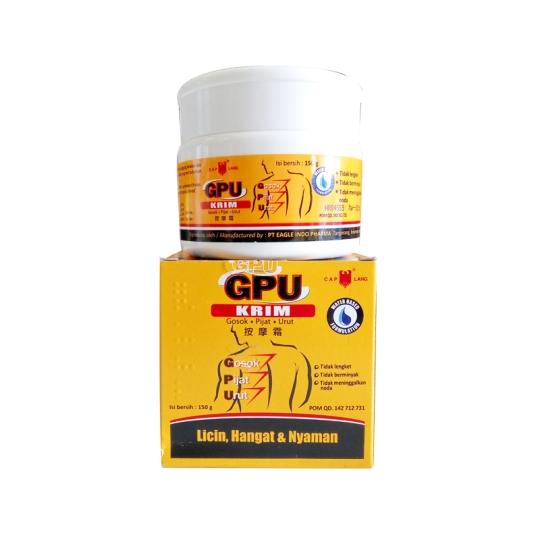 CAP LANG GPU CREAM 150 G