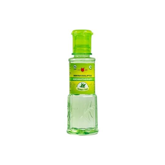 CAP LANG MINYAK EKALIPTUS AROMATHERAPY GREEN TEA 60 ML