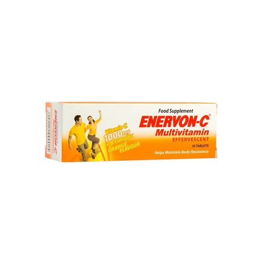 ENERVON C EFFERVESCENT 10'S
