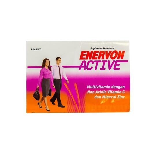Enervon-C Active 4 TABLET