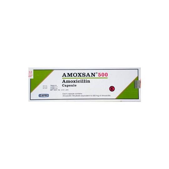 AMOXSAN 500 MG 10 KAPSUL