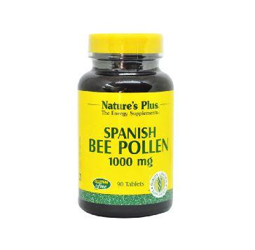 NATURE'S PLUS SPANISH BEE POLLEN 1000 MG 90'S