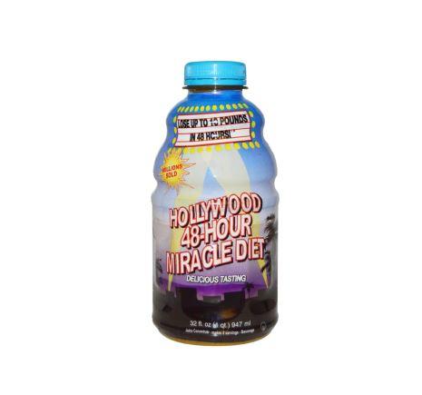 HOLLYWOOD DIET 48 HOUR 32 OZ (947ML)