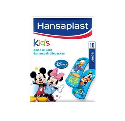 HANSAPLAST KIDS DISNEY MICKEY AND FRIENDS 10'S