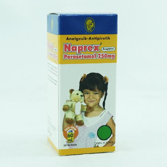 NAPREX SIRUP 60 ML