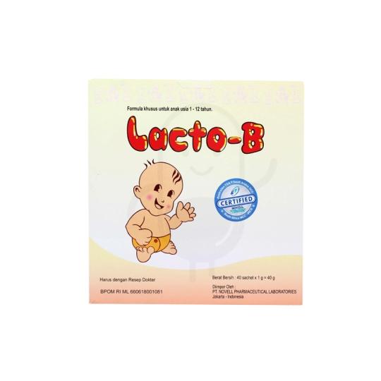 LACTO-B SACHET 1 GR