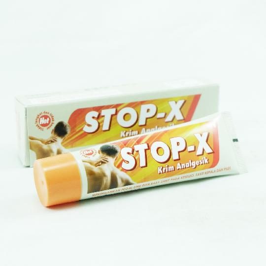 STOP-X CREAM 30 G