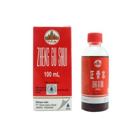 ZHENG GU SHUI SOLUTION 100 ML