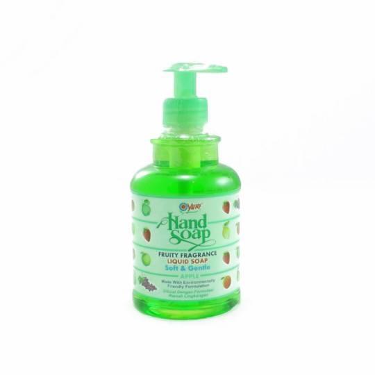 YURI HAND SOAP APPLE PUMP 410 ML