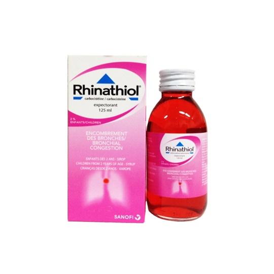 RHINATIOL INFANT SIRUP 100 ML