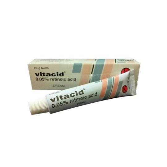 VITACID 0.05% CREAM 20 G