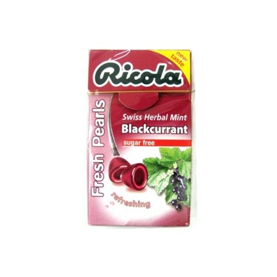 RICOLA BLACKCURRANT SF 25 G