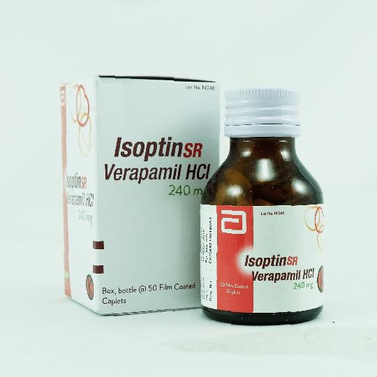 ISOPTIN SR 30 KAPLET