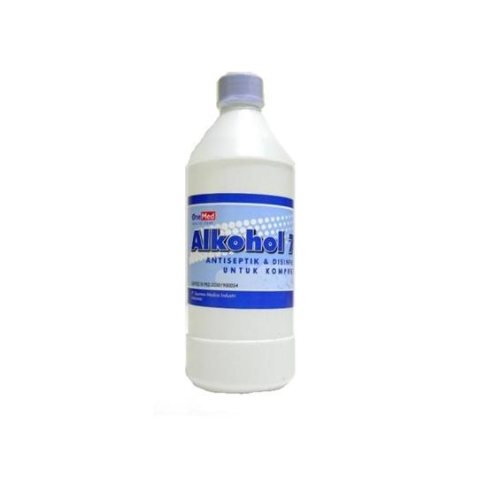 ALKOHOL 70% 300 ML