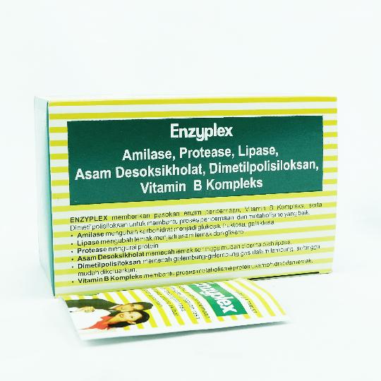 ENZYPLEX 4 TABLET