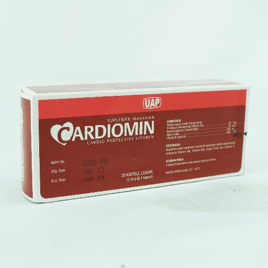 CARDIOMIN 4 KAPSUL