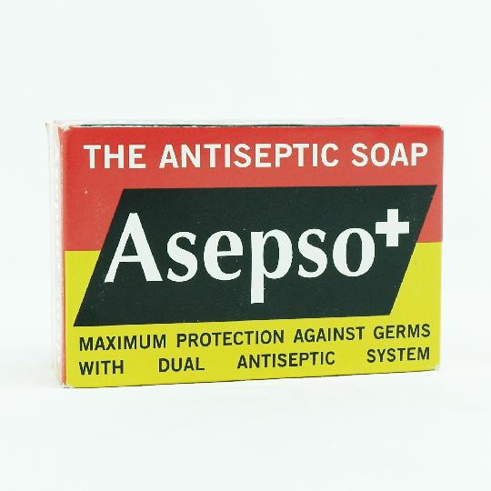ASEPSO REGULER SABUN PADAT 80 G