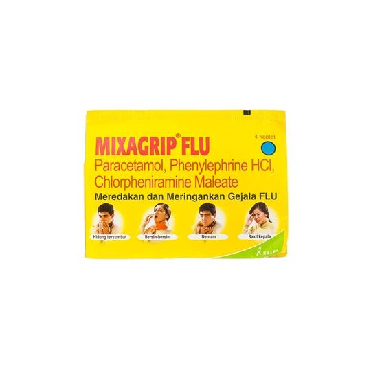MIXAGRIP FLU 4 KAPLET