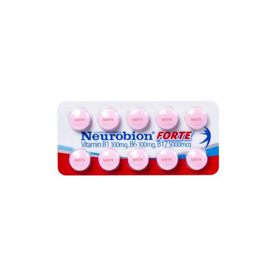 NEUROBION FORTE 10 TABLET