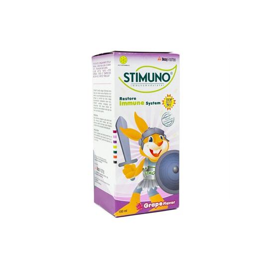 STIMUNO KIDS GRAPE SIRUP 100 ML