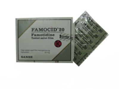 FAMOCID 20 MG 6 TABLET
