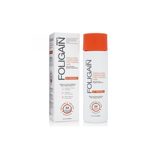 FOLIGAIN CONDITIONER FOR THINNING HAIR FOR MEN 236 ML