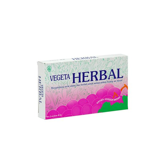 VEGETA HERBAL 6 SACHET