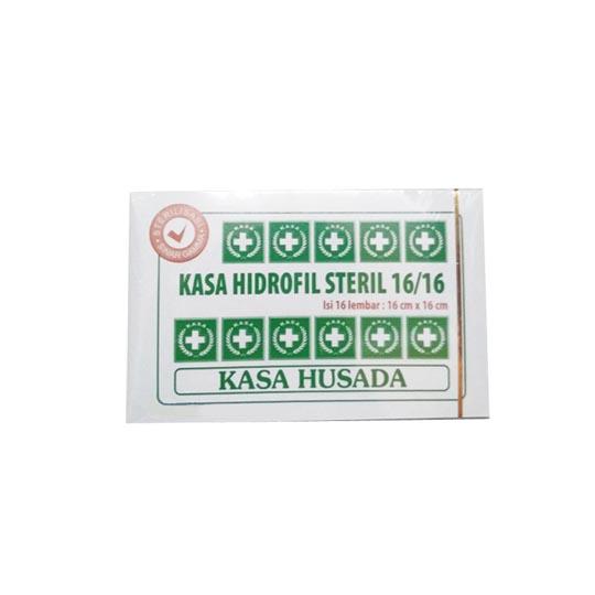 KASA STERIL HUSADA 16 CM X 16CM 16'S