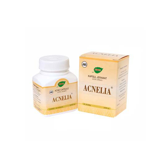 JAMU IBOE ACNELIA HERBAL 30 KAPSUL