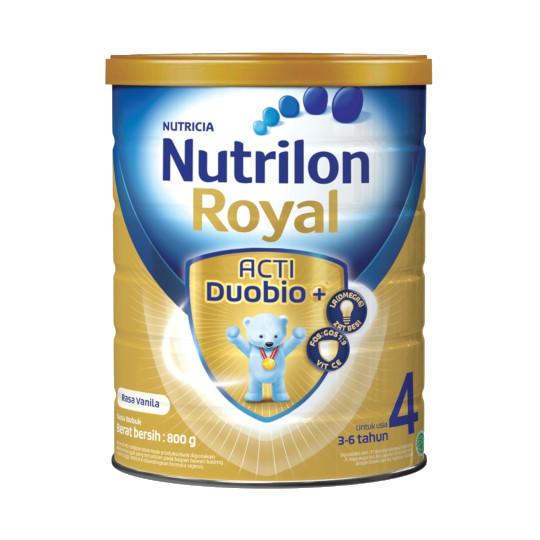 Nutrilon Royal 4 Vanila Susu Pertumbuhan Bubuk 800 g