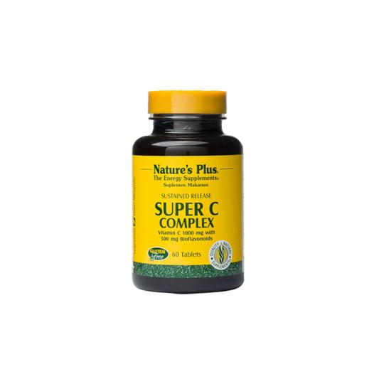 NATURE PLUS SUPER C COMPLEX 60 TABLET