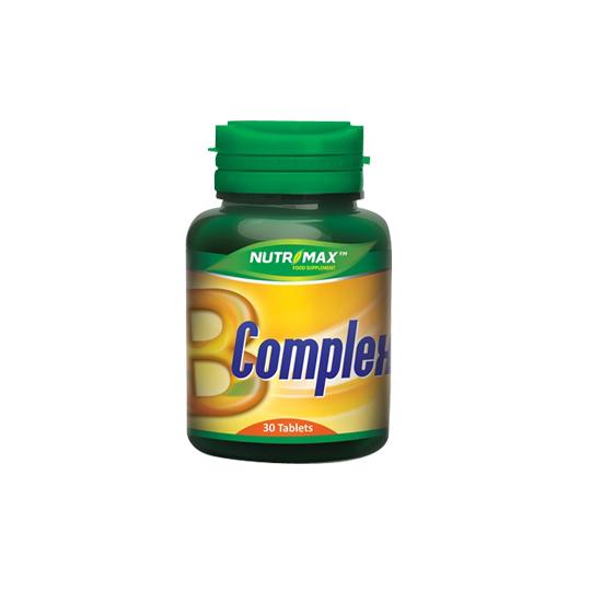 NUTRIMAX B COMPLEX 30 TABLET