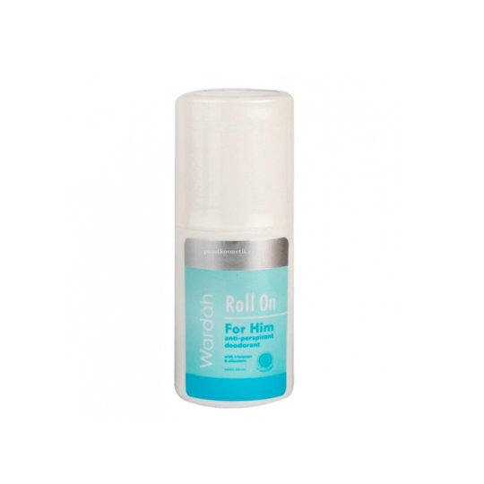 WARDAH ROLL ON FOR HIM 60 ML