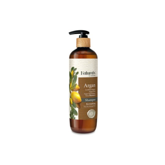 WATSONS NATURALS BY WATSONS ARGAN OIL SHAMPOO 490 ML