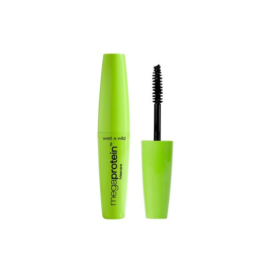 WET N WILD MEGAPROTEIN MASCARA C137 - VERY BLACK