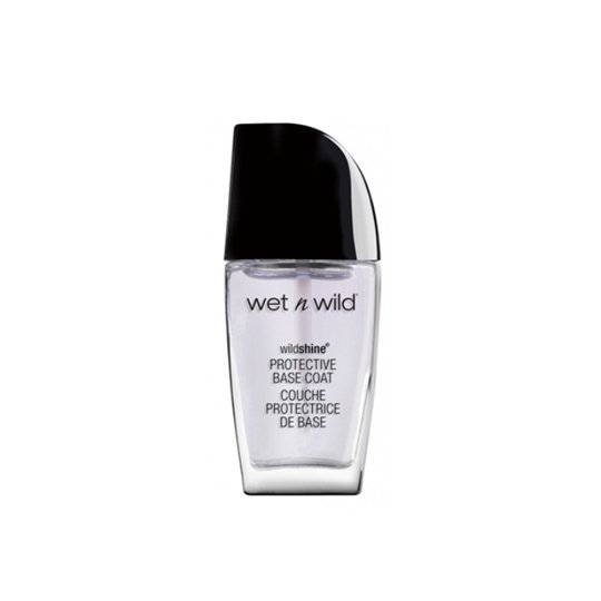 WET N WILD WILD SHINE NAIL COLOR E451D - PROTECTIVE BASE COAT