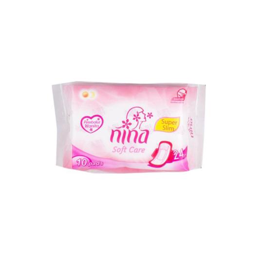 BAGUS NINA SOFTCARE 24 CM 10'S