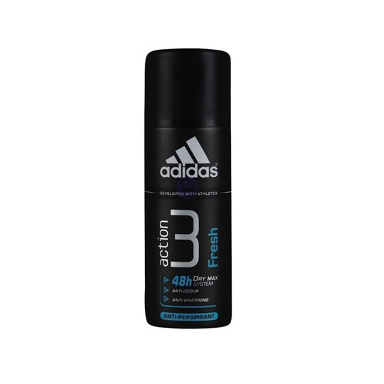 ADIDAS MEN ACT3 FRESH SPRAY 150 ML