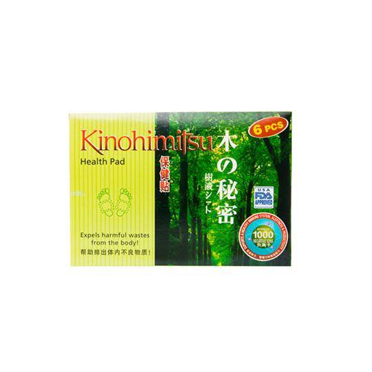 Kinohimitsu Health 6 Pads