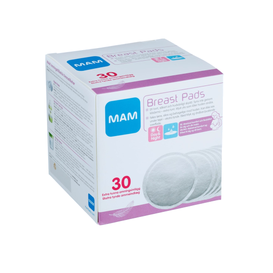 Mam Breast Pads 30 Pieces