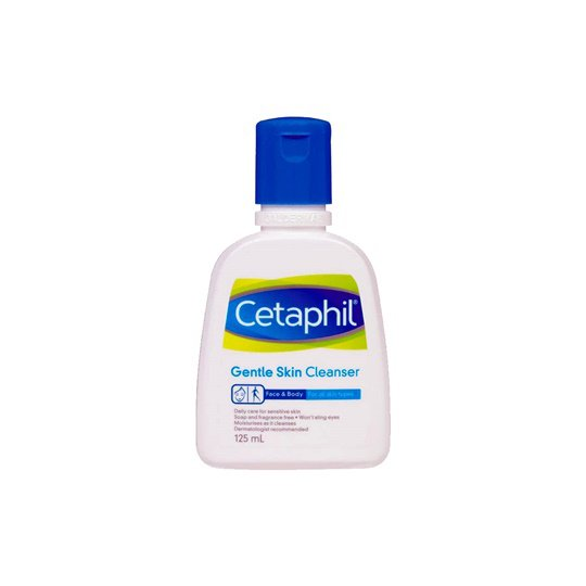 CETAPHIL GENTLE SKIN CLEANSER 125 ML