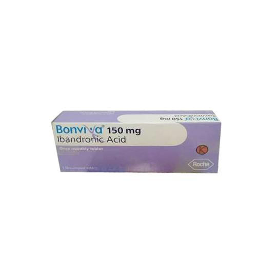 Bonviva 150 mg 1 TABLET
