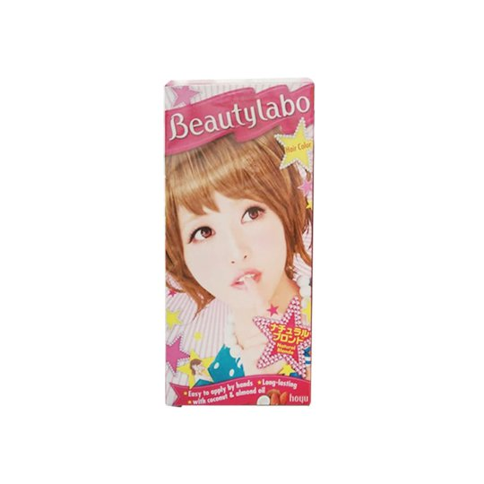 BEAUTYLABO HAIR COLOR NATURAL BLONDE N9