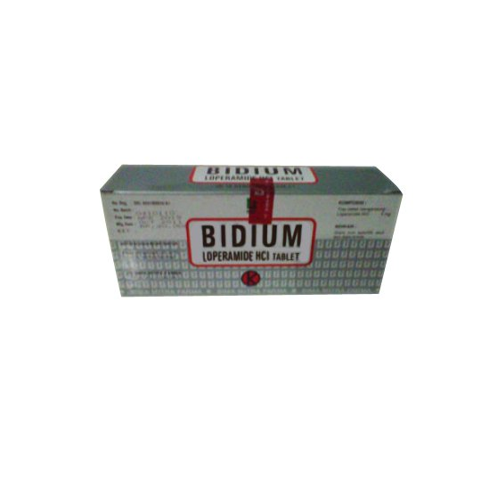 BIDIUM 2 MG 10 TABLET