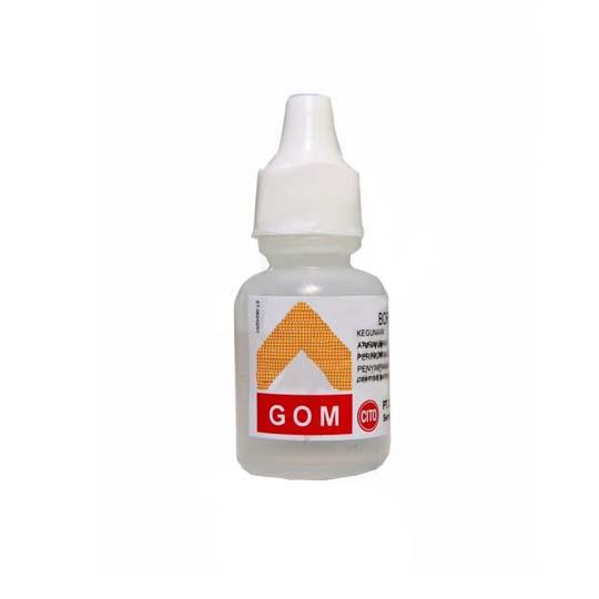 BORAX GLYCERIN LIQUID 8 ML