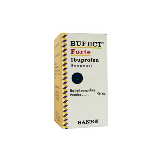 BUFECT SUSPENSI FORTE 200MG/5ML 50ML