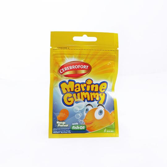 CEREBROFORT MARINE GUMMY MANGO 10 SACHET