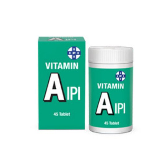 VITAMIN A IPI 45 TABLET