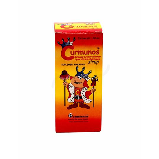 CURMUNOS SIRUP 60 ML