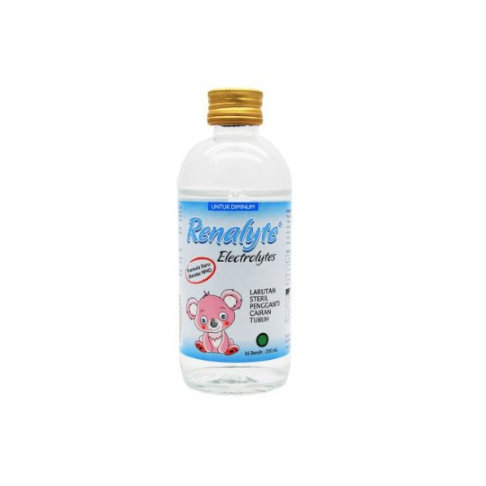 RENALYTE SOLUTION 200 ML